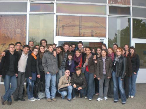 Voyage en Bulgarie- Orchestre symphonique et Orchestre Universitaire de Dijon - Avril 2009