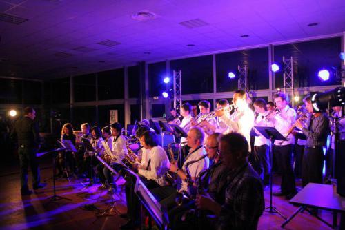 Concert Big Band Universitaire et Big Band du Conservatoire de Besançon - 23 mars 2011