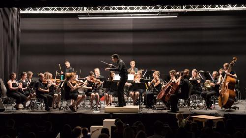 Concert pédagogique - École de Labergement Sainte Marie - 04 Juin 2015