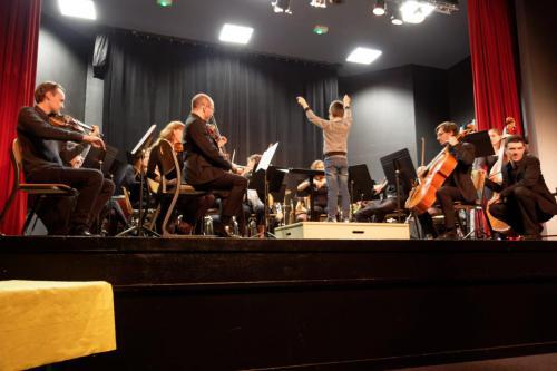 Concert pédagogique - Orchamps Vennes - 04 juin 2016
