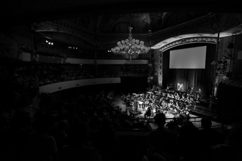 Concert Orchestre symphonqiue S et Cécile Corbel - Kursaal - 22 mai 2017