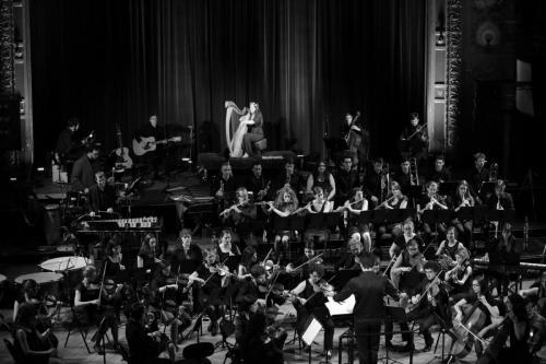 L'Orchestre symphonique accompagne Cécile Corbel - Kursaal (Besançon) - 22 mai 2017